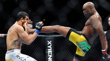 Всички нокаути с фронт кик в UFC