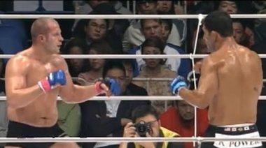 Fedor Emelianenko vs Minotauro Nogueira III (2004)