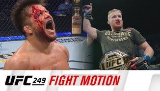 UFC 249: Fight Motion