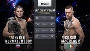 Khabib Nurmagomedov vs Conor McGregor | UFC 229, 2018