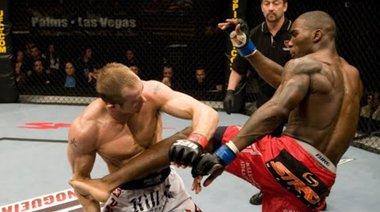 Anthony Johnson vs Kevin Burns 2