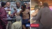 Най-шокиращите сбивания в бокса (извън ринга)