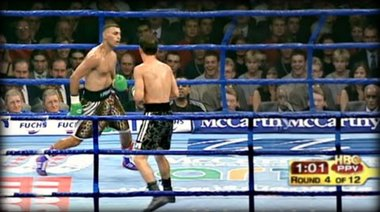 Невероятната психика и умения в бокса