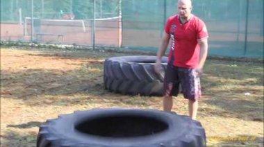 Тренировките на Фьодр Емелианенко