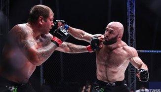 ACA107: Магомед Исмаилов vs. Александр Емельяненко
