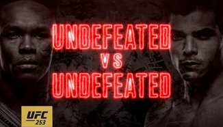 UFC 253: Adesanya vs Costa – Run For Your Life
