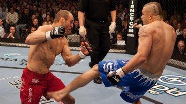 Top UFC Trilogies