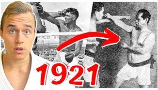 Как боксът унищожи карате