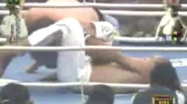 Хойс Грейси срещу Акебоно