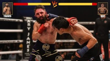BKFC War! | Dat Ngyuen vs Travis Thompson