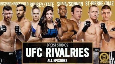 Най-големите вражди в UFC
