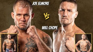 Joe Elmore vs. Will Chope