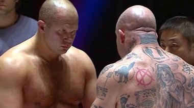 Fedor Emelianenko vs Jeff Monson
