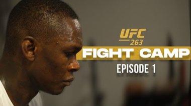 Подготовката на Адесаня за UFC 263 - част 1