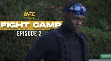 Подготовката на Адесаня за UFC 263 - част 2
