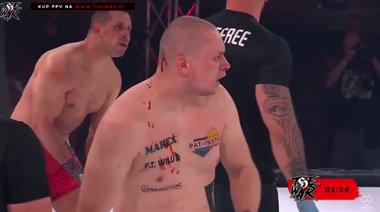Трима срещу трима с голи ръце в Полша