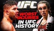 Най-бруталните травми в историята на UFC