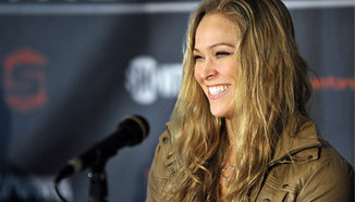 Rousey срещу Kaufman в Strikeforce: Rockhold vs Kennedy