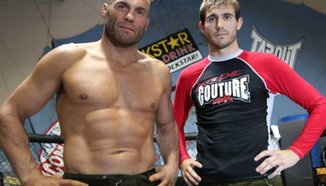 Ryan Couture vs Joe Duarte в Strikeforce през юли