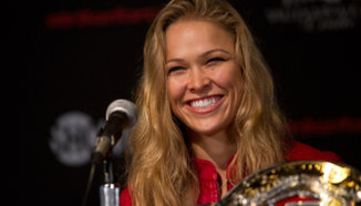 Резултати от Strikeforce: Rousey vs Kaufman