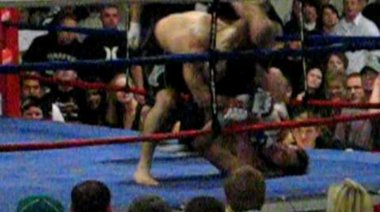 Ryan Couture vs Ricky Perez