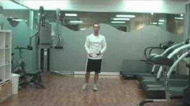 Тренировъчна програма със собствено тегло