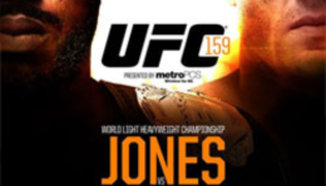 UFC 159: Jones vs Sonnen