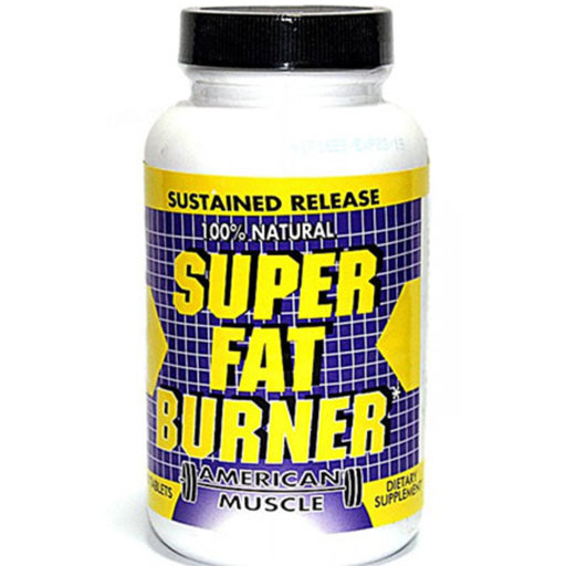 Universal Nutrition - 100% Natural Super Fat Burners / 70 tab