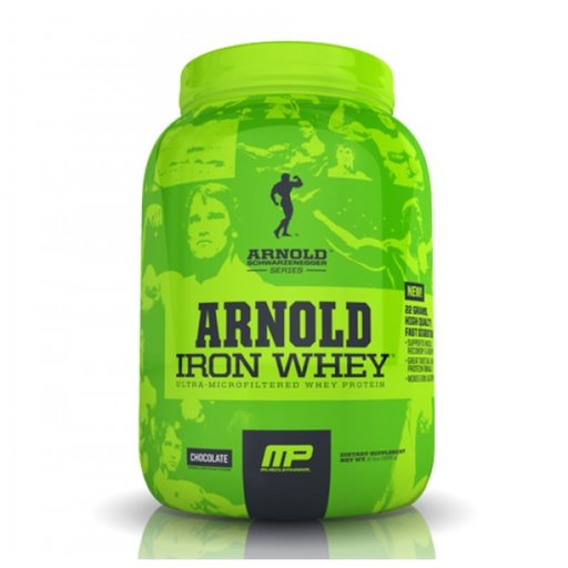 MP Arnold Series - Iron Whey / 908 gr