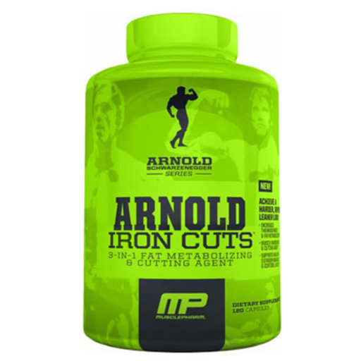 MP Arnold Series - Iron Cuts / 90caps.
