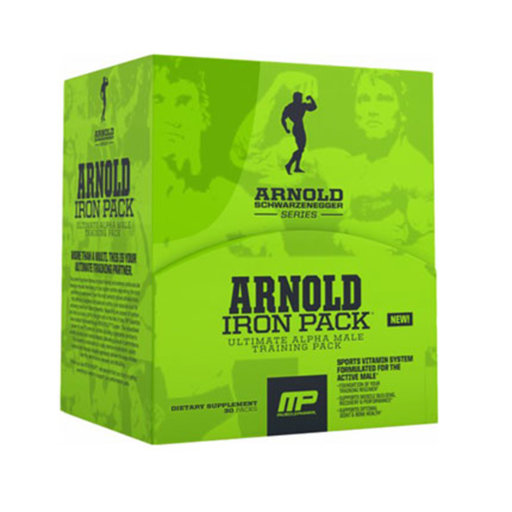 MP Arnold Series - Iron Pack / 20 пакета