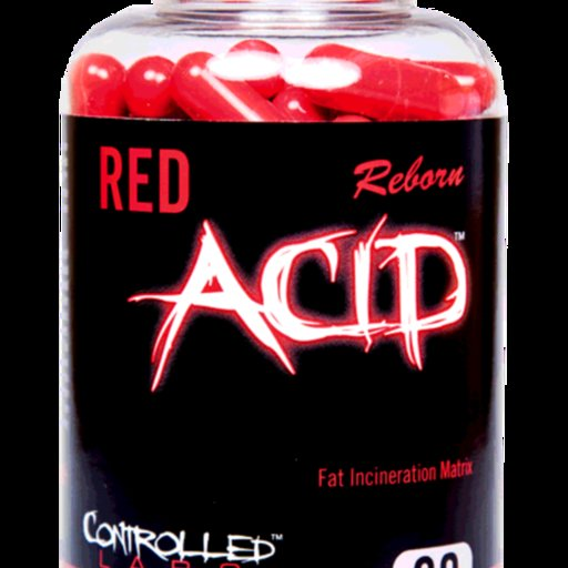 Controlled Labs - Red ACID Reborn / 60tabs.