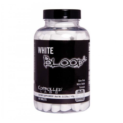 Controlled Labs - White Blood / 90tabs.