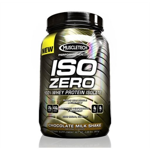 MuscleTech - Iso Zero Carb / 2 lbs.