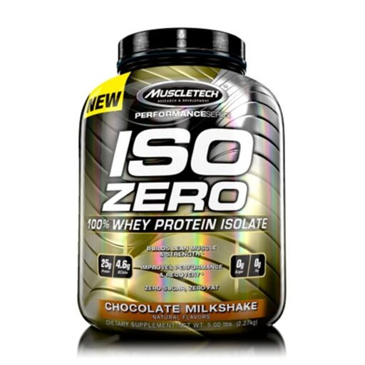 MuscleTech - Iso Zero Carb / 5 lbs.