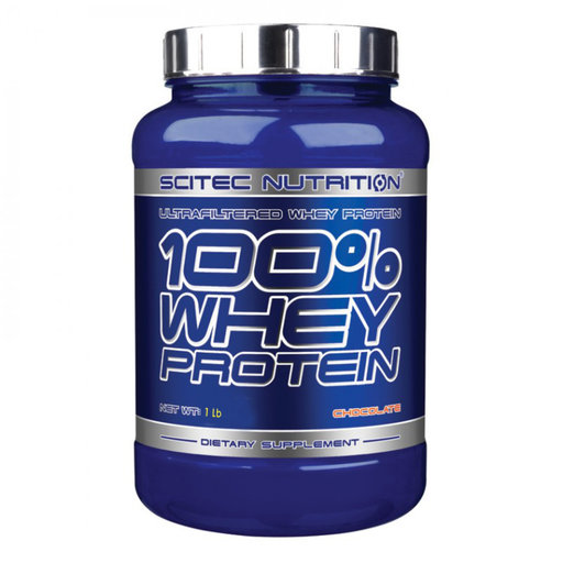 Scitec - 100% Whey Protein / 454 gr.