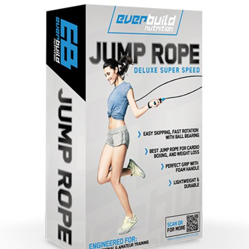 EVERBUILD - Deluxe Jump Rope​