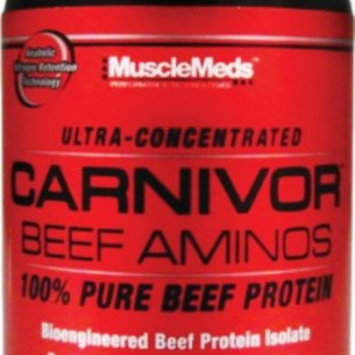 MuscleMeds - Carnivor Beef Aminos / 300 tabs.