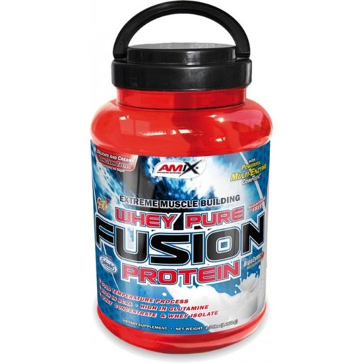Amix - Whey Pure Fusion / 1000gr.​