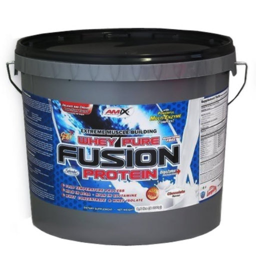 Amix - Whey Pure Fusion / 4000gr.​
