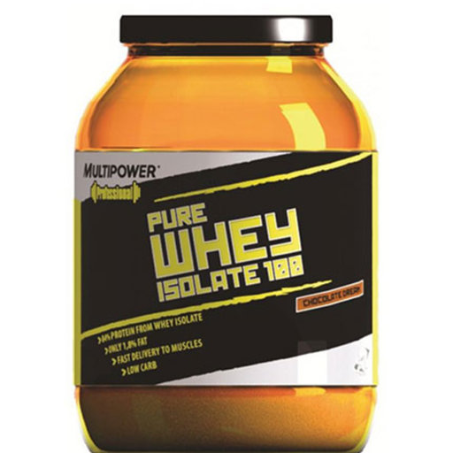Multipower - Pure Whey Isolate 100 / 908 gr