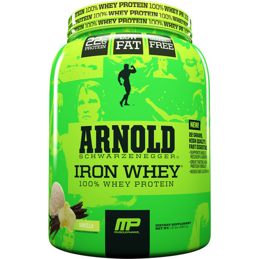 MP Arnold Series - Iron Whey / 680 gr​