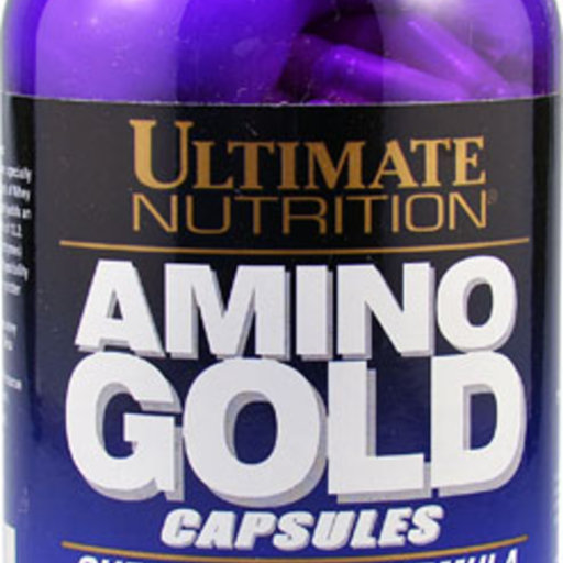 Ultimate Nutrition Amino Gold 1000mg/250 tbl​