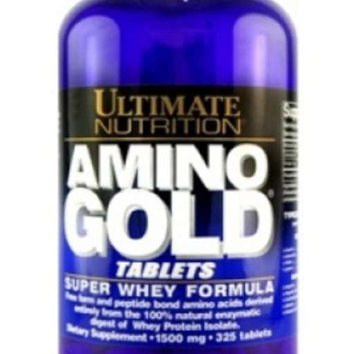 Ultimate Nutrition Amino Gold 1500mg/ 325 tbl​