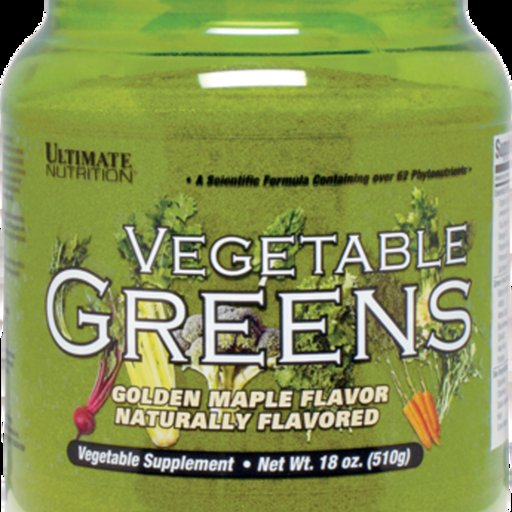 Ultimate Nutrition - Vegetable Greens / 510 гр​