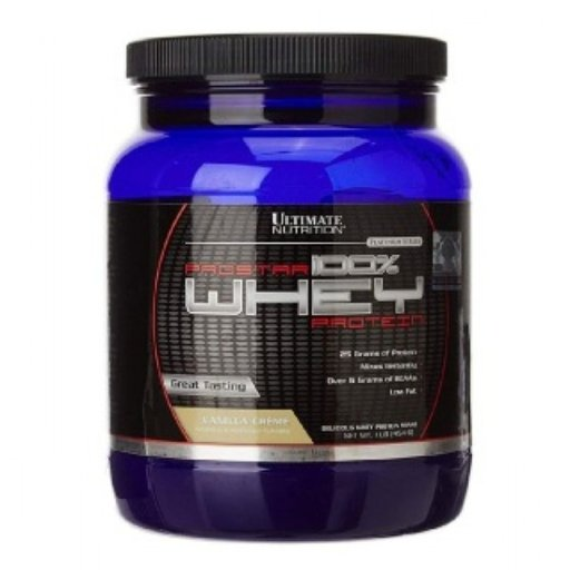 Ultimate Nutrition Prostar Whey / 454 гр.​