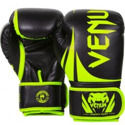 Боксови ръкавици - Venum Challenger 2.0 Boxing Gloves - Neo Yellow/Black​