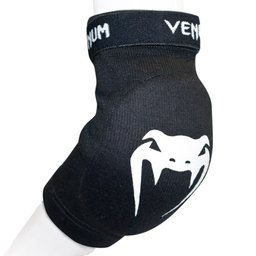 Налакътници - VENUM KONTACT ELBOW PROTECTOR - COTTON / BLACK​