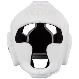 ПРОТЕКТОР ЗА ГЛАВА / КАСКА - VENUM ELITE HEADGEAR-WHITE/WHITE​