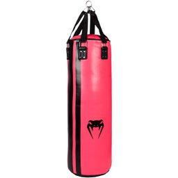 Боксов Чувал - VENUM HURRICANE PUNCHING BAG - 130 CM FILLED / BLACK - PINK​